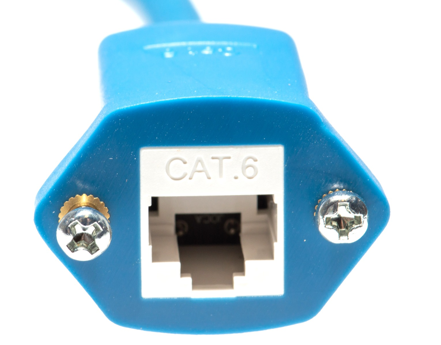 Cat6 Ethernet Network Patch Cables Cat5e Rj45 Cable Shielded 26 Awg Pvc Jacket Gray 150 Ft Panel Mount Standard Boot Blue