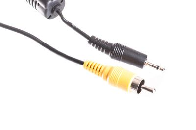 Audio Adapter Cables - 6FT 2.5mm Mono to Single RCA Cable | ShowMeCables.comShowMeCables