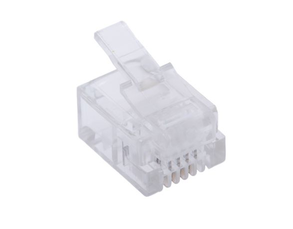 panduit rj11 wiring diagram rj11 6 position 4 conductor modular connector for solid cable  modular connector for solid cable