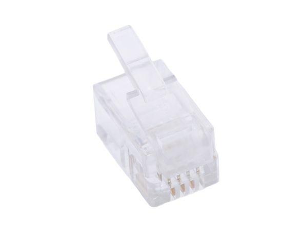 rj22 connector wiring rj22 4 position 4 conductor modular plug  handset cord  handset cord