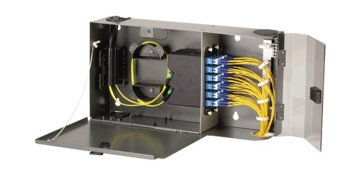 Corning Pwh 02p Fiber Optic Enclosure Showmecables Com