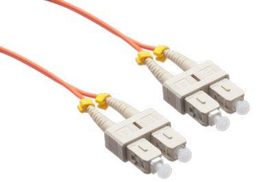 Loopback Tester Multimode SC//SC 50 Micron Orange