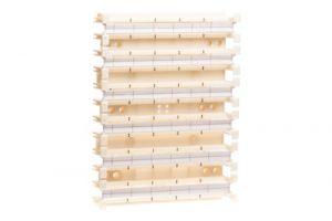 110 Wiring Block without Feet - 300 Pair