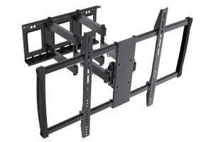 Full Motion Articulating TV Wall Mount Bracket - 60' - 100' || 24' Swing Arm