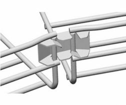 Cable Tray Fast Lock Splice Connection