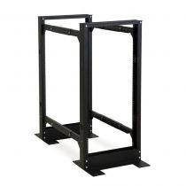 Kendall Howard 24U 4-Post Adjustable Rack