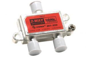 2-Way Coax Splitter - 5 to 1000 MHz
