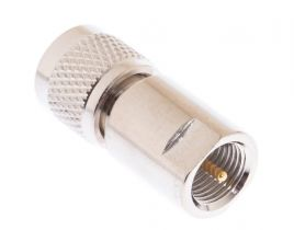 FME Male to Mini UHF Male Adapter