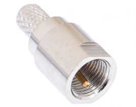 FME Male Crimp Connector - LMR-240