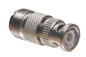 BNC Male to UHF Female Adapter