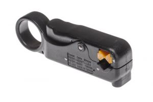 2 Blade Rotary Coax Stripper Tool for RG58, RG59, RG62, &  RG6