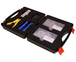 Cat6 Bulk Ethernet Network Termination Tool Kit