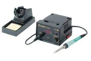 Digital Soldering Station - Adjustable Temperature - 60 Watt