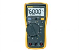 Electricians Multimeter - 11 Position | Fluke 117