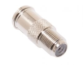 F-Type Female to PAL Female Adapter