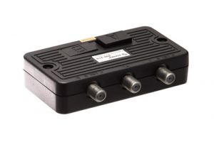 Coaxial A/B Switch Box