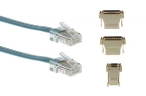 Cisco Console/Auxiliary Port Cable Kit
