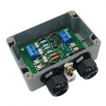 L-com Weatherproof Lightning Surge Protector for RS-422/RS-485 & 24VDC Power Lines