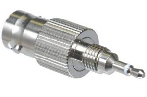 2.5mm Male to BNC Female Adapter