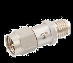 L-com 2W/20dB RF Fixed Attenuator - SMA Male to SMA Female - 6 GHz