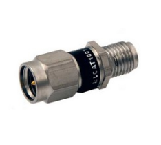 L-com 2W/4dB RF Fixed Attenuator - SMA Male to SMA Female - 3 GHz