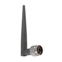 L-com 2.4 GHz 3 dBi Rubber Duck Antenna - N-Male Connector