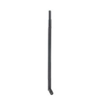 L-com 2.4 GHz 7 dBi Rubber Duck Antenna - RP-TNC Plug Connector