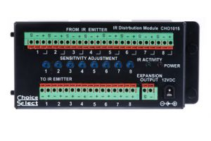Choice Select 8-Port IR Distribution Hub