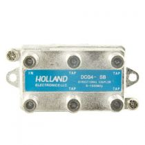 Holland Quad Port Coax Tap - 5 to 1000 MHz - 12dB
