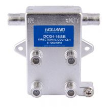Holland Quad Port Coax Tap - 5 to 1000 MHz - 16dB