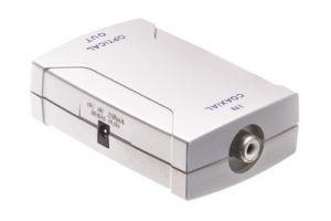 Digital Coax to Optical Audio Converter