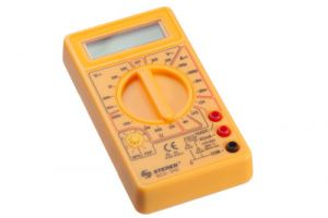 Digital Manual Range Multimeter - 20 Position - Pocket Size