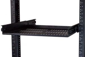 ECore Sliding Shelf - 14 Inch Depth - 1 RU