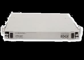 Corning EDGE Fiber Optic Fixed Rack Enclosure - HD-1 Rack Unit - 12 Modules