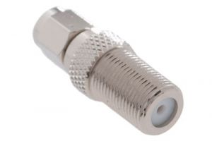 F Type Female to SMA Male Adapter
