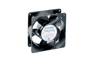 Middle Atlantic 4-1/2 Inch Fan with Cord, 95 CFM