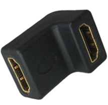 HDMI Female to HDMI Female Downward Angle Adapter