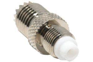 FME Female to Mini UHF Female Adapter