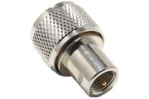 FME Male to UHF Male Adapter