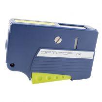 Fiber Optic Cleaner Cassette for 12 & 16 Fiber MPO w/Pins