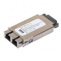 Fiber Optic Transceiver GBIC Gigabit Ethernet, 10 km reach, 1310 nm