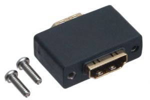 HDMI Female to HDMI Female Panel Mount Adapter
