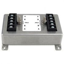 L-com Indoor 3-Stage Lightning Surge Protector for RS-422 & RS-485 Lines