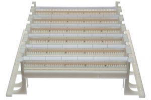 110 Wiring Block with Feet - 300 Pair