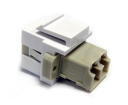 LC Multimode Keystone Coupler