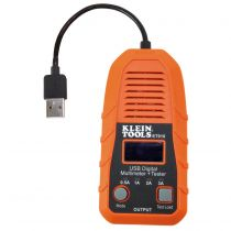 Klein Tools® ET910 USB Digital Meter and Tester for USB-A