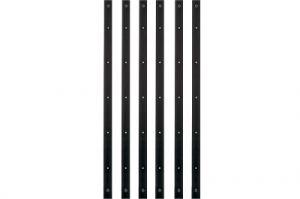 37 Space Lace Strip, Accepts Tie Saddles