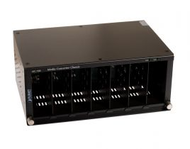 "Planet 7-Slot 10"" Media Converter Chassis"