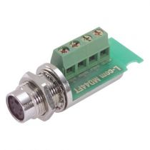 L-com S-Video (4 Pin Mini DIN) Connector - Field Termination