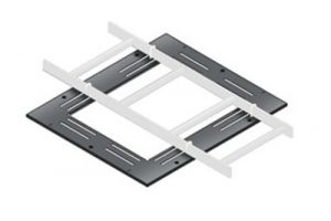 Middle Atlantic Ladder Rack Top Option